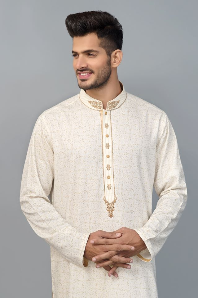Amir Adnan Wonderful Menswear Kurta Collection 2015 has freshly released. Amir Adnan offers fashioned these types of stunning dresses with full of charming colors.
