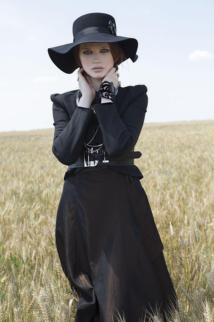 Gaucho Girl, Meli Melo fall collection 2013