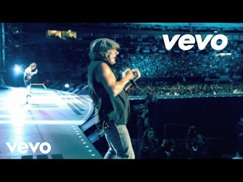 AC/DC - You Shook Me All Night Long (2012 Version) - YouTube