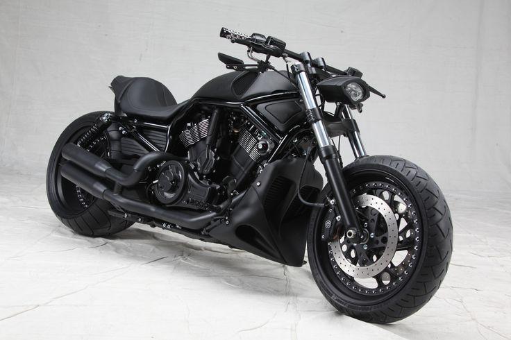 Awesome Customized Harley Davidson Night Rod