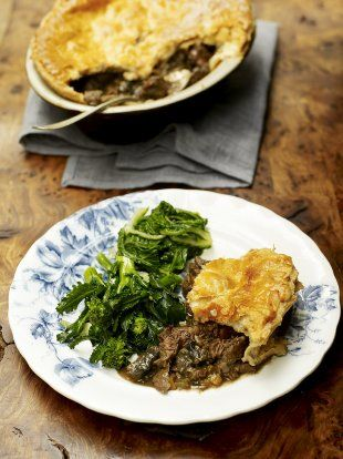 Venison Pie | Game Recipes | Jamie Oliver Recipes