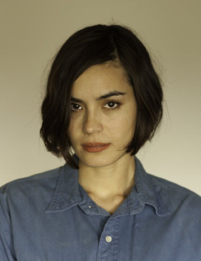 Shannyn Sossamon short hair