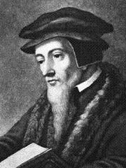 "John Calvin - ""There is no worse screen to block out the Spirit than confidence in our own intelligence."" LOC 580 http://www.historylearningsite.co.uk/John_Calvin.htm"