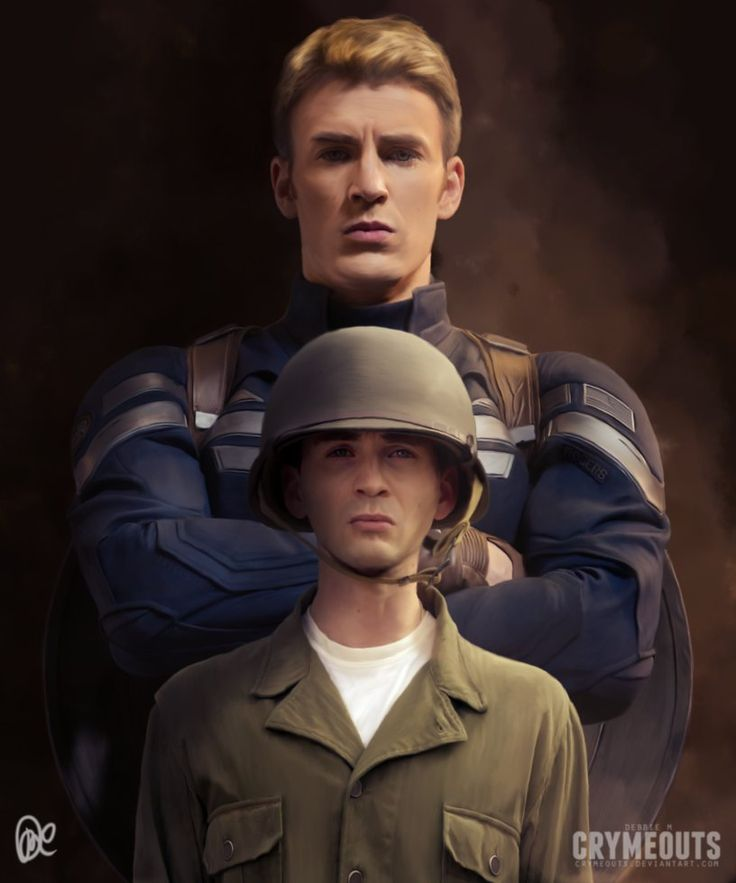 Captain America #1 by crymeouts on DeviantArt
