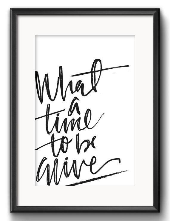Drake & Future - Big Rings - What A Time To Be Alive Lyrics. Wall Print