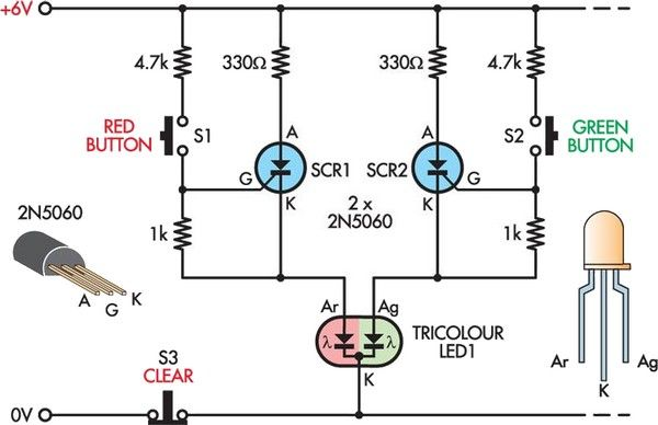 04746ea63741c640a8583bede55186be led diy electronic circuit led noughts and crosses circuit diagram v good ccts pinterest LED Lights AC Wiring-Diagram at nearapp.co