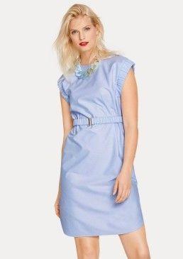 Pouzdrové šaty s opaskem Rick Cardona, Heine #avendro #avendrocz #avendro_cz #fashion #dress
