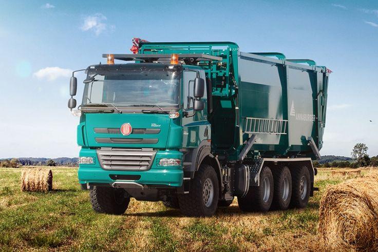 Tatra T158 8x6