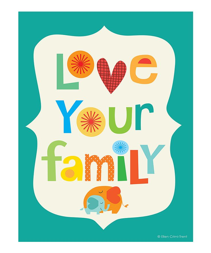 Love Your Family