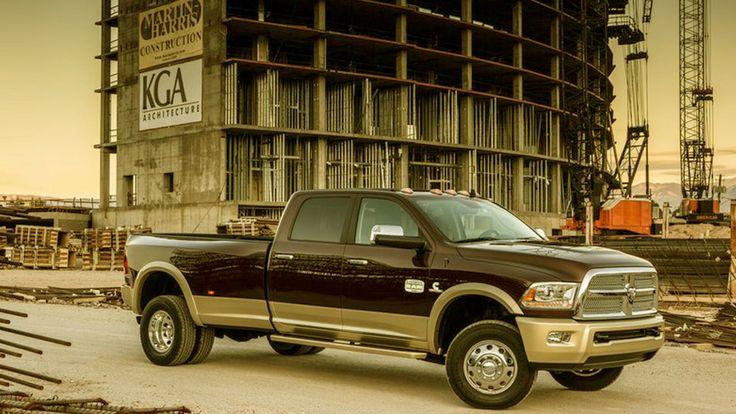 Nice 2013 Ram Heavy type Duty popular truck