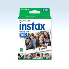 [Photo] Instax wide film