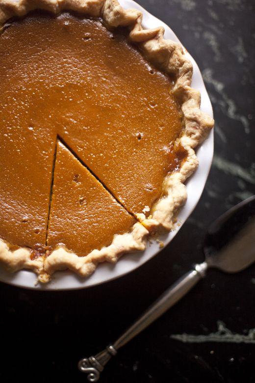 Caramel Apple & Pumpkin Pie   ZoeBakes   Blogger Recipes We Love ...