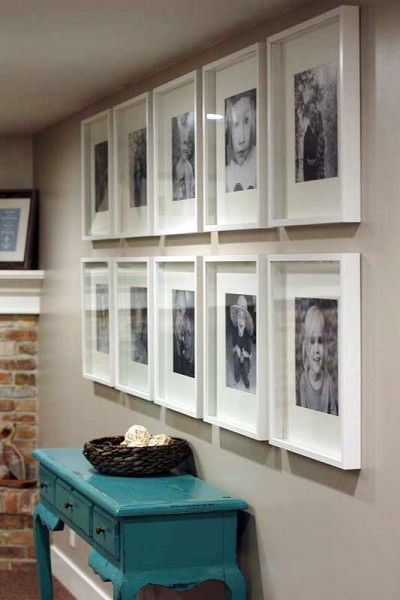 6 Tips to Create the Perfect Photo Gallery Wall