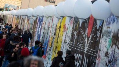 Muro di Berlino, 25 anni dal crollo Città divisa