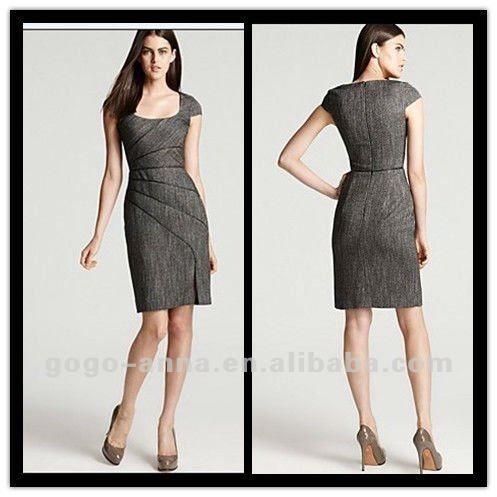 vestidos formales de dia para señoras - Buscar con Google