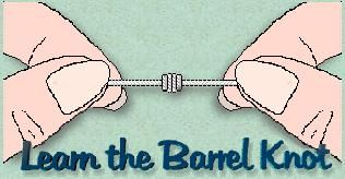 How to Make Knotted Rosaries | Begin by learning how to make a Barrel Knot.