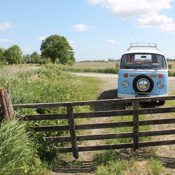 It Blauwe Buske Tours | Dagtrips met VW camper