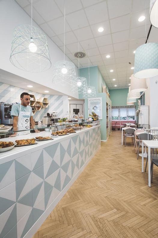 Food store in Brera