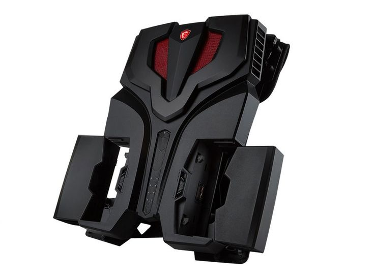 MSI VR One Computer Backpack