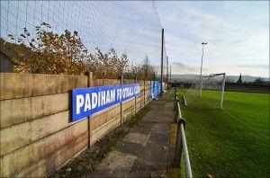 Reds at Padiham This Weekend