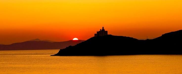 #kea #tzia #greece #sunset #Portokeasuites