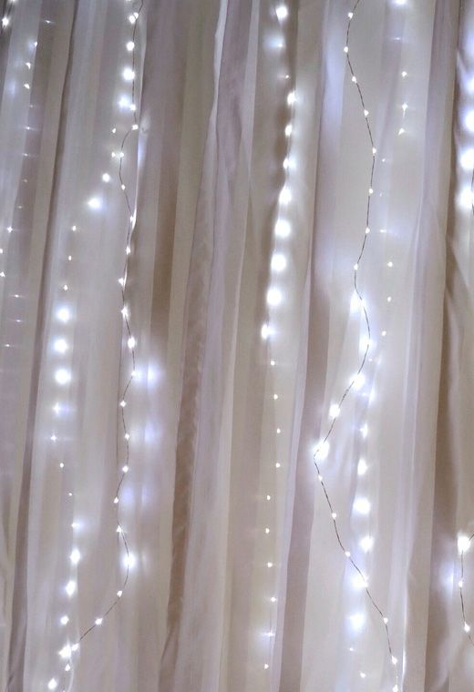 Long Curtain String Lights : Best 25+ Fairy light curtain ideas on Pinterest Fairy lights ceiling, Curtains with lights and ...