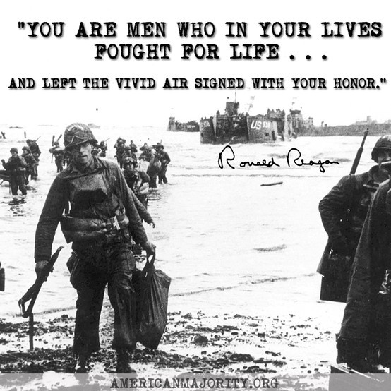 d-day invasion quotes