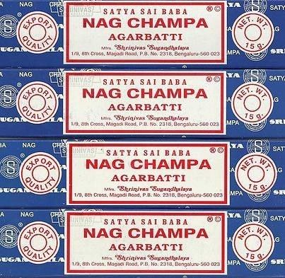 Nag Champa Incense - The scent of Sensuality