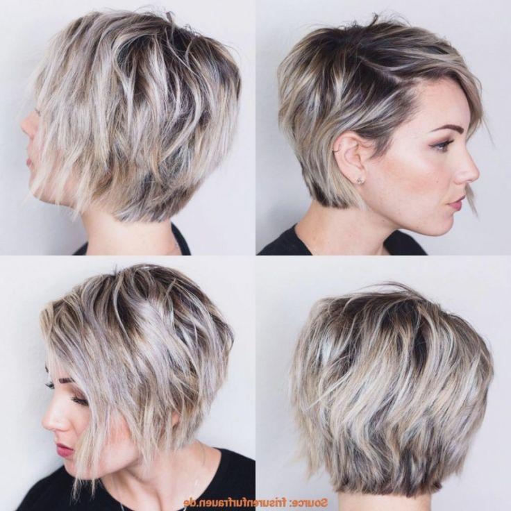 Frisuren Frauen Frech