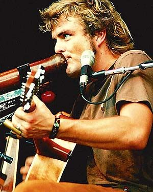 Xavier Rudd is an amazing talent, and lyrics are refreshing modern day Bob Marley 'ish...