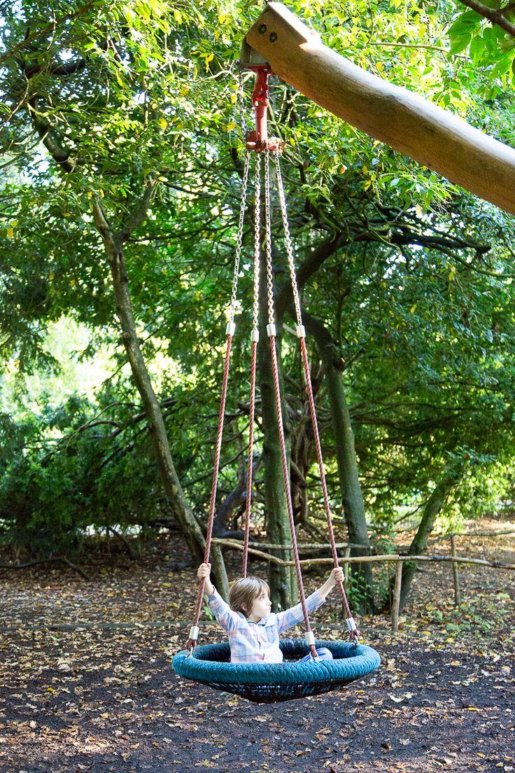 magical playground at Beningbrough Hall
