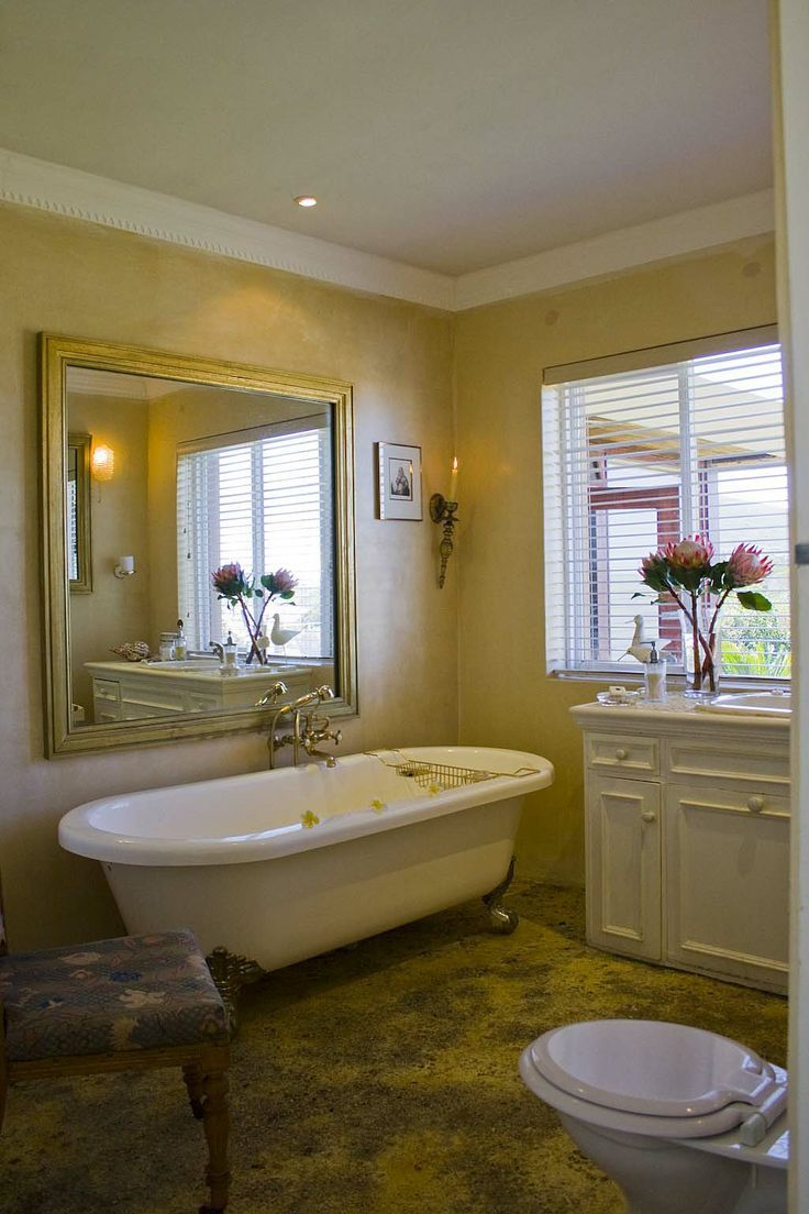The beautiful Bathroom of the Beach Suite!