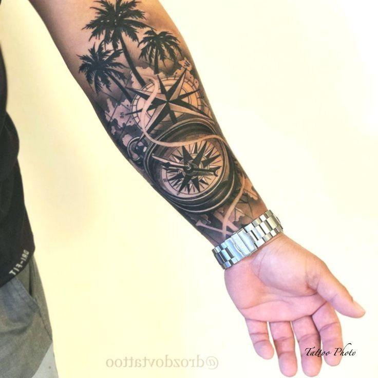 Top 100 Wunderschöne Tattoo Ideen und Designs für Männer #tattoo designs #tat…