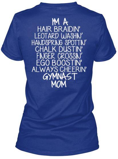 Gymnast Mom Shirt
