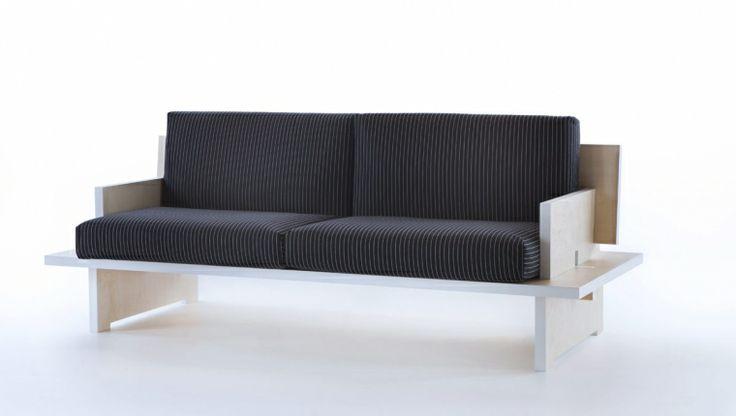 Formabilio. Cinque three seater sofa - 15% off until January, 9th 2014