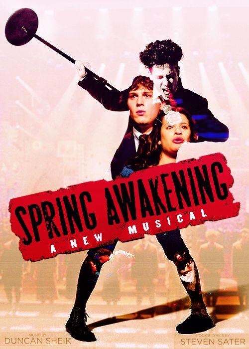 Spring Awakening Original Broadway Cast Album