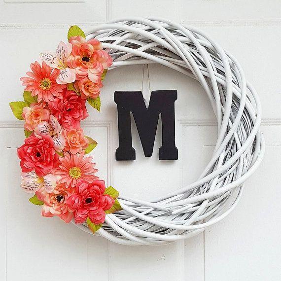 White Willow Wreath