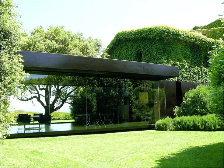 Space extension to existing villa in Tuscany, Italy by LAZZARINI PICKERING ARCHITETTI