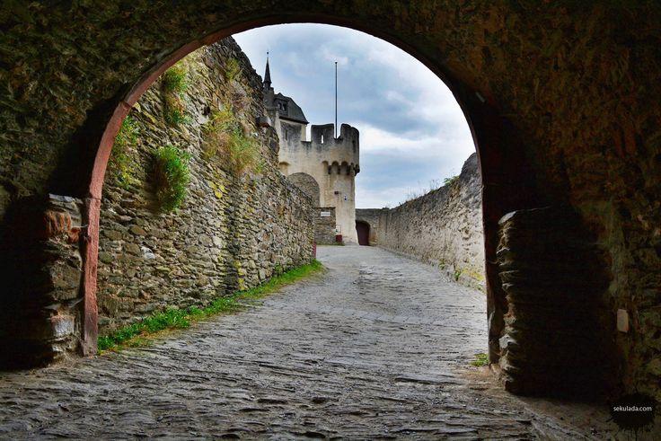 Marksburg Castle, Germany.