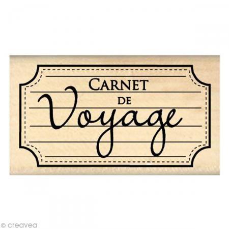 Tampon Divers - Carnet de Voyage