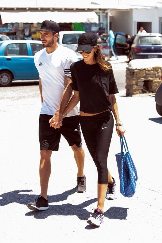 Изабель Гулар и Кевин Трапп на отдыхе в Греции   Блогер WantedGirl на сайте SPLETNIK.RU 12 июля 2017   СПЛЕТНИК