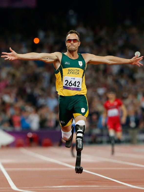 Oscar Pistorius Was One Of The Athletes With A Story That Would Inspire  You. He