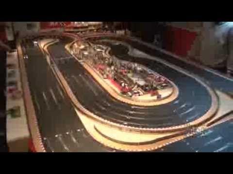 Slot Car Racing Club - NY / NJ Race Track SCX SLOT CAR CORNER