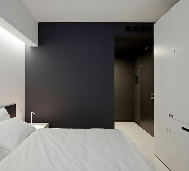 Love the black wall