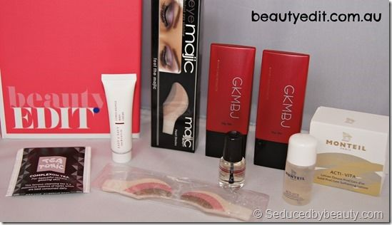 Seduced By Beauty review of beautyEDIT