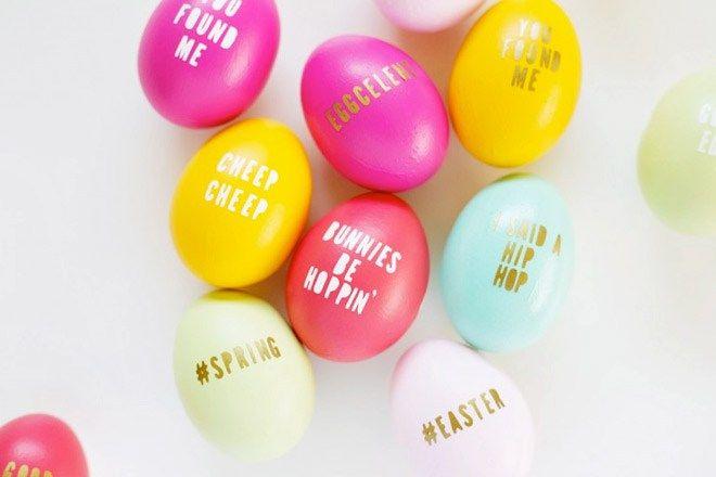 17 cracking Easter egg decorating ideas | Mum's Grapevine
