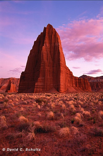 Temple of the Sun and Moon-Capitol Reef National park, UT