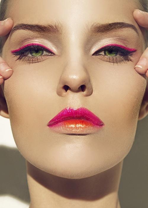 makeup : Viki Gáspár  http://www.gasparvikismink.hu/