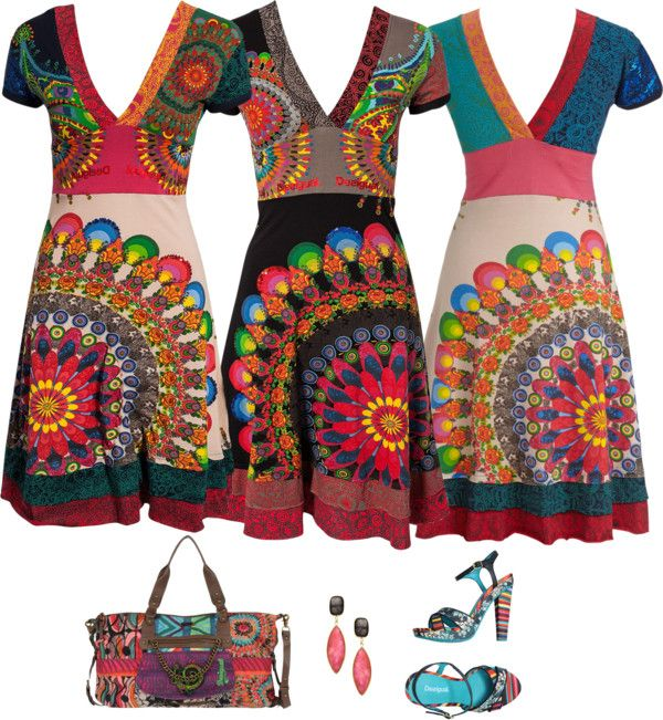 I would even ditch my 'no print and no pattern' rule for theses dresses.... Love these!