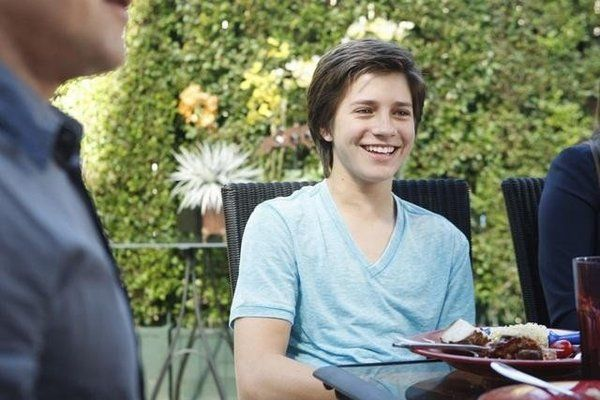 Billy Unger No Ordinary Family